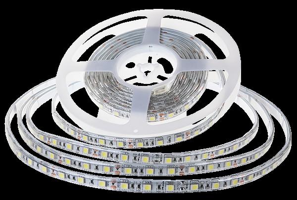 LED-Stripe 60LED/m, RGB, 10,8W/m, 12V, RGB, 5m, IP65