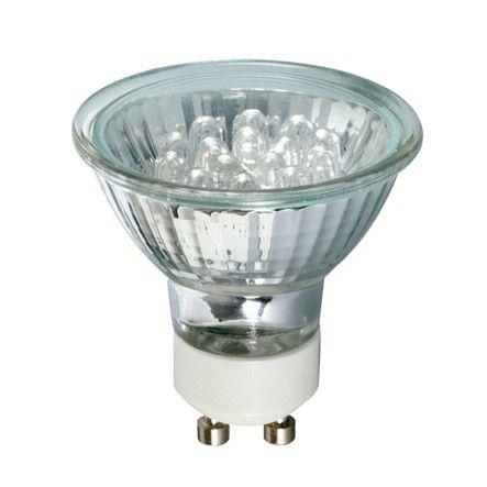 Paulmann LED Reflektorlampe 1 Watt GU10 Orange 230 V