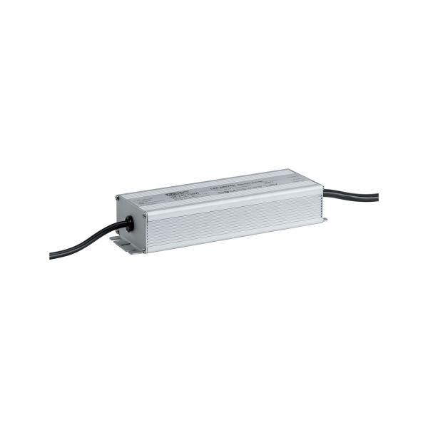 Paulmann Outdoor Plug & Shine Power Supply IP44 230/24V DC 150W Silber Alu