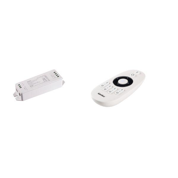 Controller für LED-Streifen CONTROLLER CCT inkl. Fernbedienung