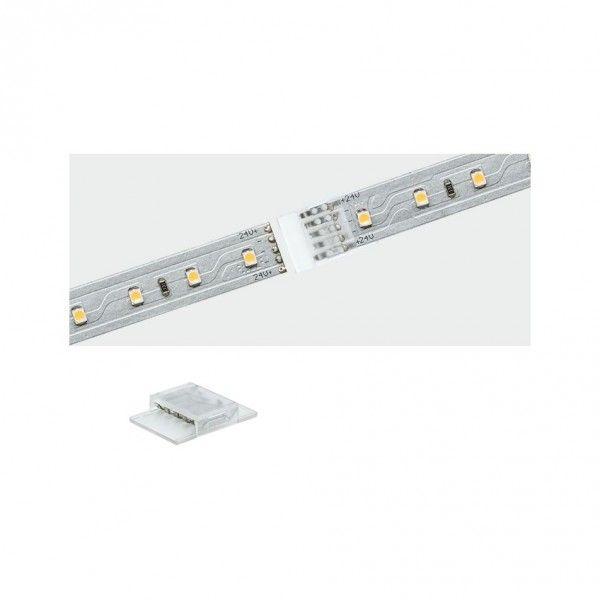 Paulmann MaxLED Clip-to-Clip Verbinder 2er-Pack für unbeschichtete Strips