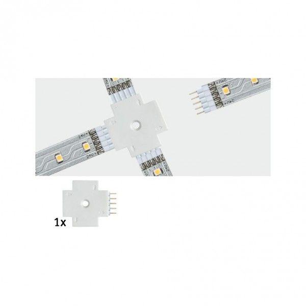 Paulmann MaxLED X-Verbinder weiß