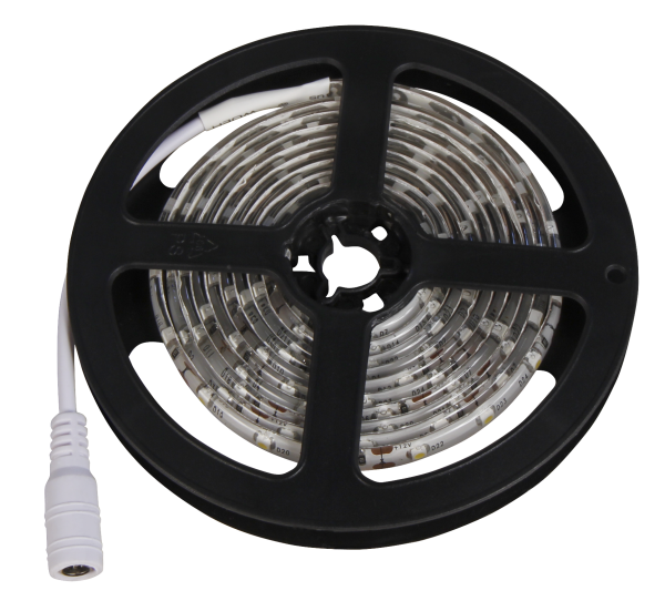 LED-Stripe McShine, 2m, warmweiß, 120 LEDs, 12V, IP65, selbstklebend