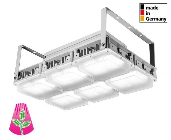 Bioledex GoLeaf SILLAR-6L LED Pflanzenleuchte 150W - Rot-blaue Grow Pflanzenbeleuchtung