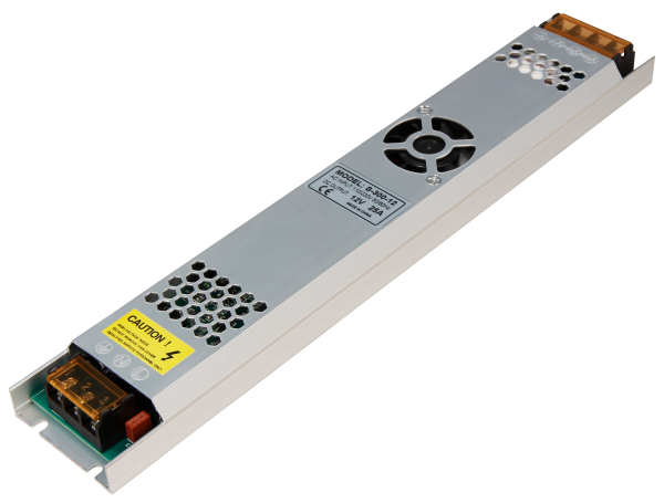 LED-Trafo McShine, elektronisch, 300W, 220-240V -> 12V=