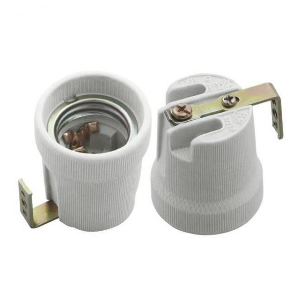 Keramik-Lampenfassung E27 Keramik
