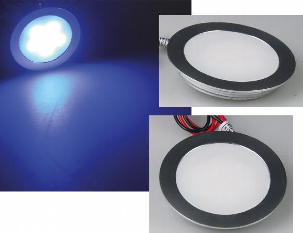 LED Einbauleuchte EBL Slim 0,5W 10Lumen