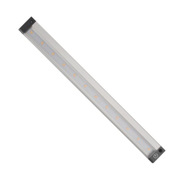 50 cm Kabinett- Schrank- Schubladenleuchte mit Infrarotsensor 400 Lumen Lichtfarbe wählbar