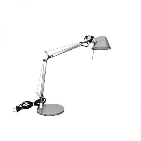 Artemide LED-Tischleuchte Tolomeo Mini Body 12W 3000K aluminium