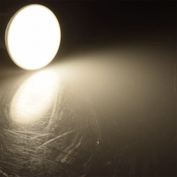 "LED Strahler GU10 ""H90"" 4000k, 900lm, 230V/9W, 120°, neutralweiß"