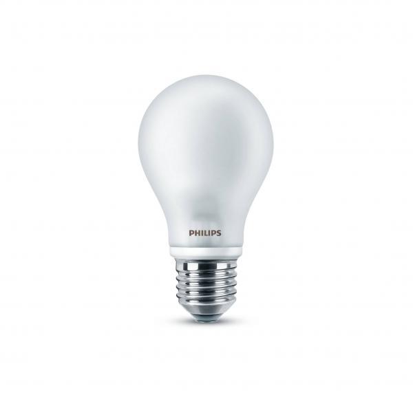 Philips LEDclassic Birne 7 Watt 806 Lumen warmweiß A++