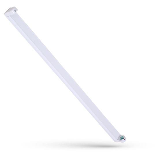 Fassung für LED Röhren aus Kunststoff Länge wählbar