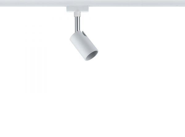 Paulmann URail Spot Pure I weiß ohne Leuchtmittel, max. 10W GU10