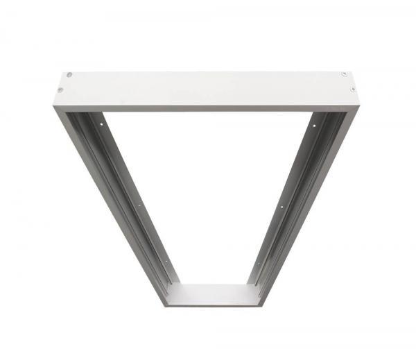 Bioledex Aufbaurahmen für LED Panel 1200 x 300 mm weiß