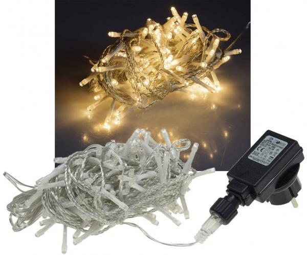 LED Außen-Lichterkette CT-ALK100 10m 4W