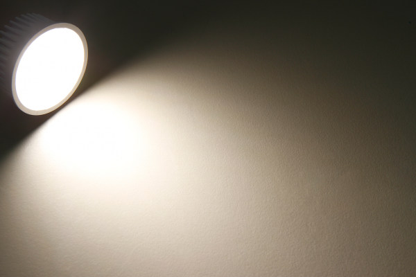 LED-Modul McShine MCOB 5W, 400 Lumen, 230V, 50x25mm, warmweiß, 3000K