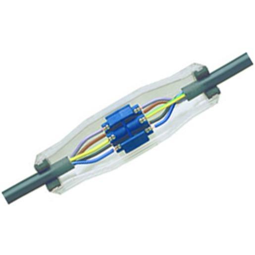 HGVM BV0-KS0, Gießharz-Verbindungsmuffe 1 kV, 4-5 x 1,5mm² - 6mm²