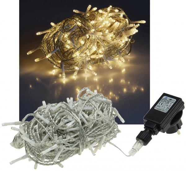 LED Außen-Lichterkette CT-ALK200 20m 5W