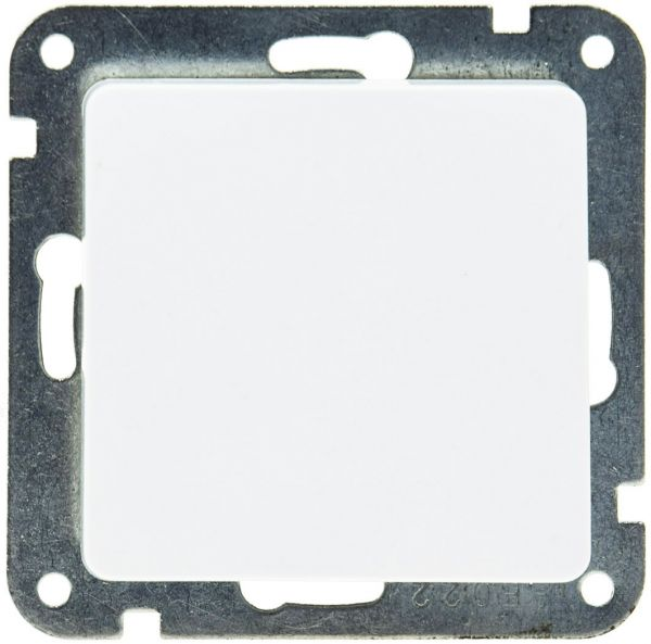 DELPHI Wechsel-Schalter, UP, weiß 250V~/ 10A, Klemmanschluss, OHNE Rahmen