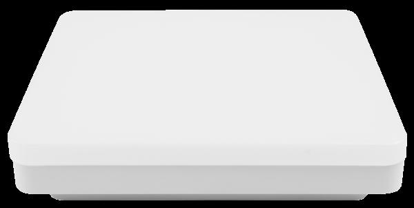 LED-Deckenleuchte McShine Sky-BS HF-Melder, 24x24cm, 15W, 1500lm, 3000K