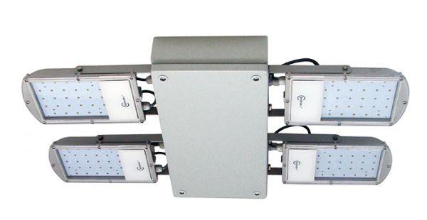 Bioledex LED ASTIR System QUATRO 128W 11000Lm 70° 5200K