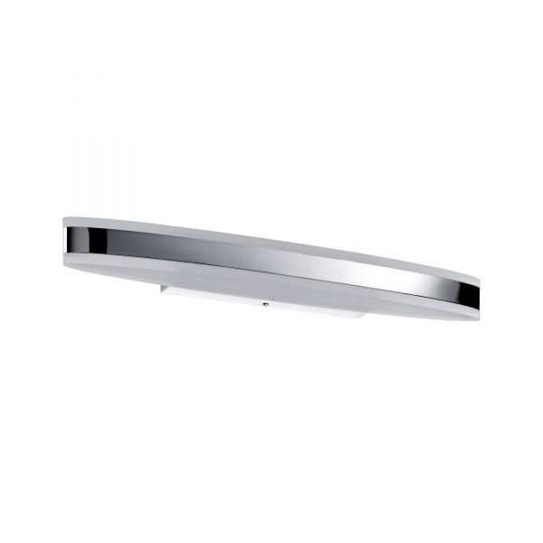 Paulmann WallCeiling Kuma IP44 LED 1x9W 500mm Chrom/Weiß 230V Metall/Acryl