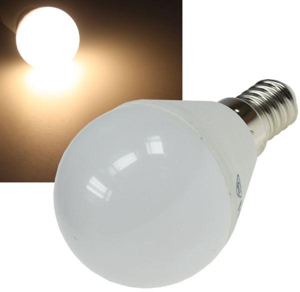 "LED Tropfenlampe E14 ""RA95"" 2900k, 480lm, 230V/6W, 160°, warmweiß"