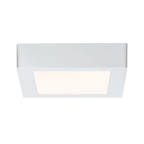 Paulmann Lunar LED-Panel 170x170mm 11W weiß matt