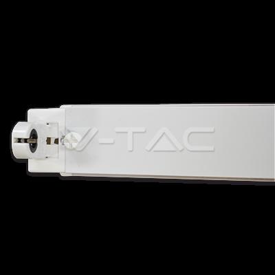 120cm Beleuchtungsfassung für LED-Leuchstoffröhre Metall