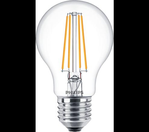 Philips Classic LEDbulb E27 7 W klar Filament
