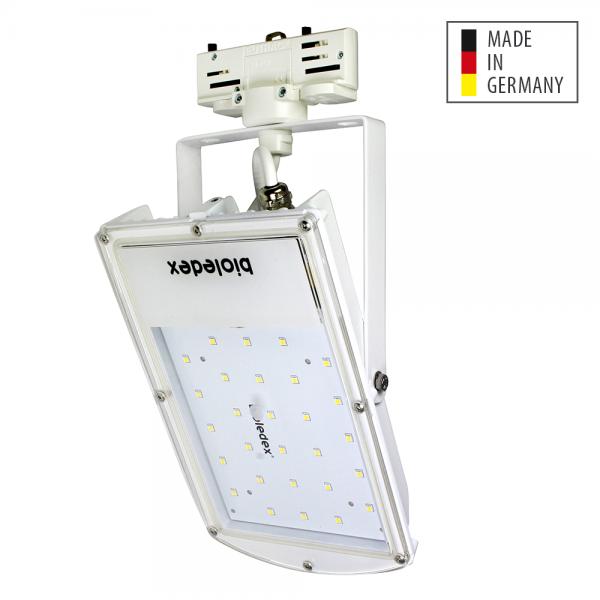 Bioledex 3-Phasen ASTIR LED Fluter 30W 120° 2790Lm 5000K Weiss