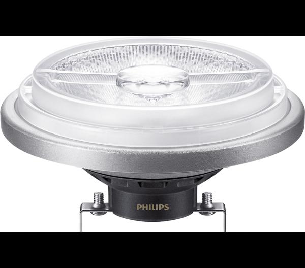 15 Watt 24° Abstrahlwinkel Philips AR111 Niedervoltreflektor 2.700 / 3.000 / 4.000 K