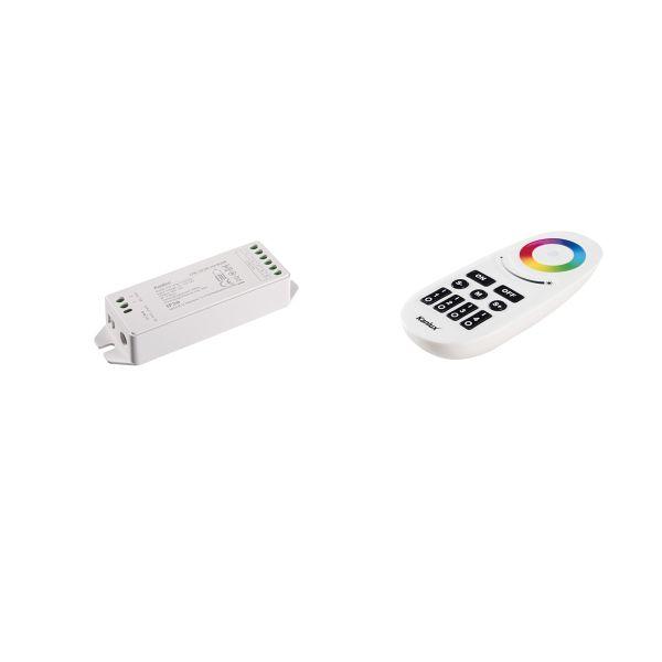 Controller für LED-Streifen CONTROLLER RGBW inkl. Fernbedienung