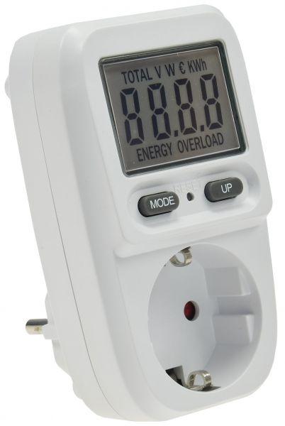 "Energiekosten-Messgerät ""CTM-807"" LC-Display, Messung bis zu 3600W"