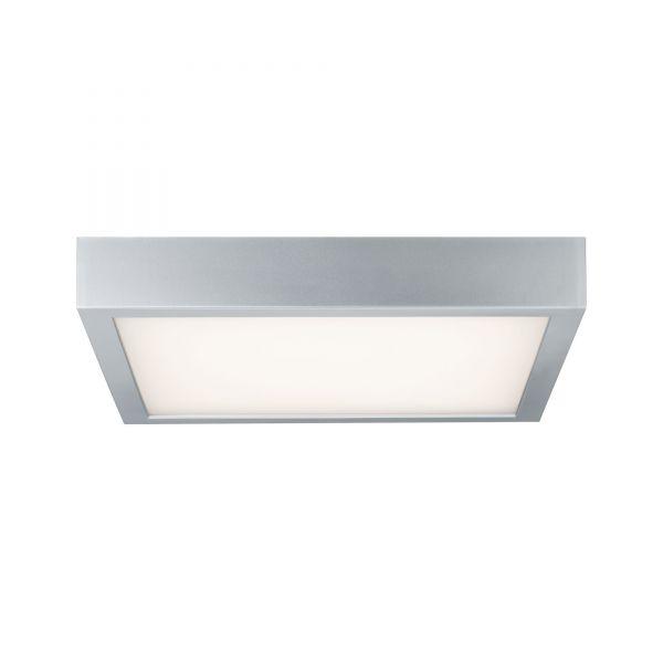 Paulmann WallCeiling Space LED-Panel 300x300mm 16,5W 230V Chrom matt/Weiß Kst