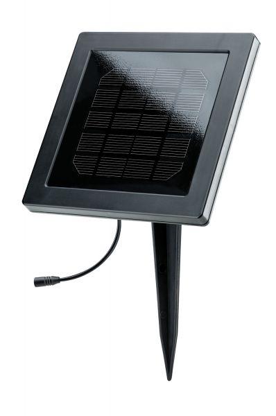 Paulmann Special Solarmodul Set MiniSol Boden EBL IP67 5x0,2W 12V Eds/Schwarz Eds/Kst