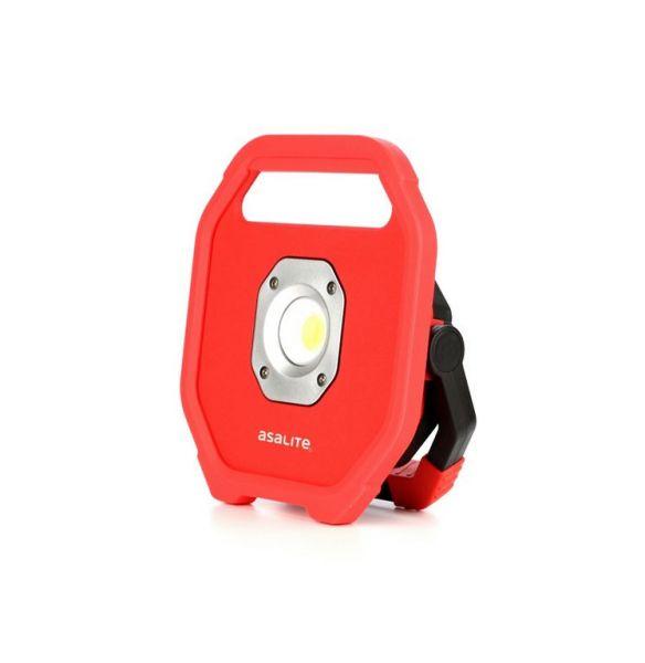 asalite wiederaufladbarer LED Fluter 10W