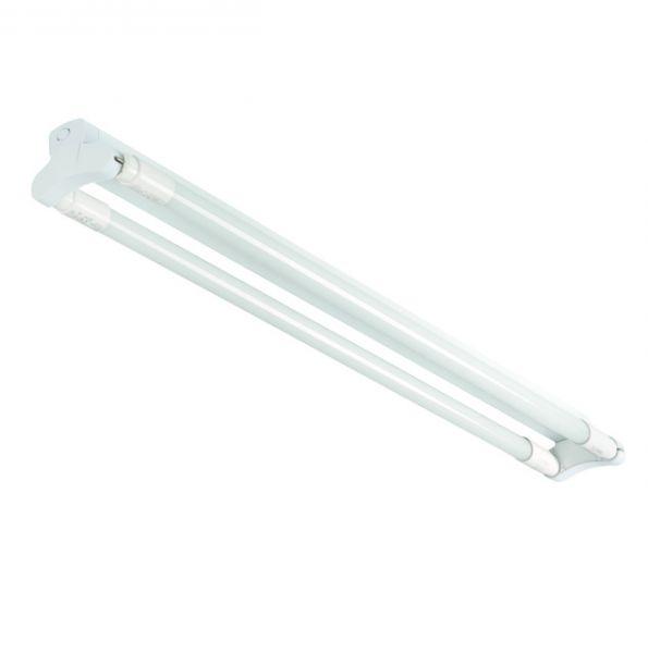 150 cm Doppelfassung für LED Röhren aus Metall