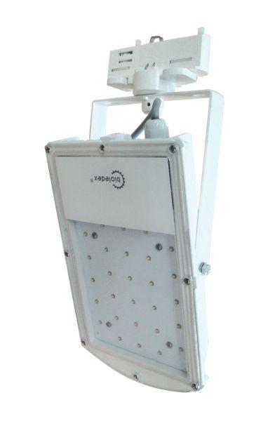 Bioledex 3-Phasen LED Strahler ASTIR 18W 1500Lm 70° 5200K Weiss