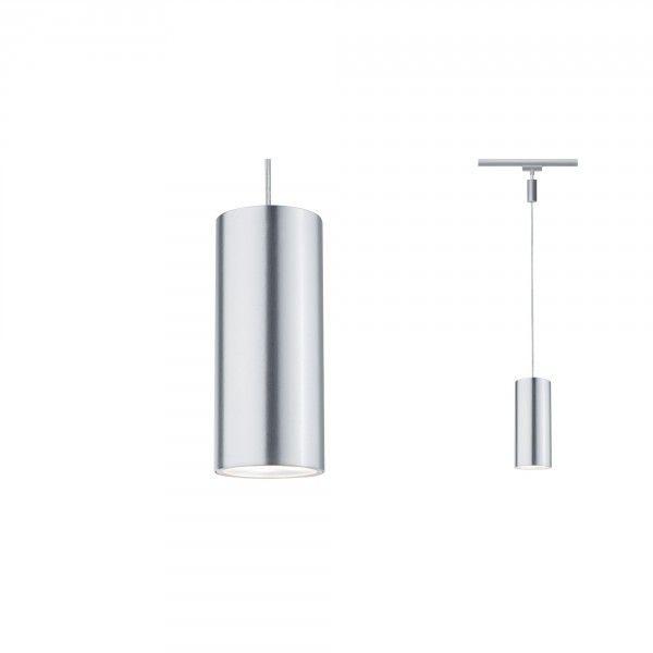 Paulmann URail LED Pendel Barrel 6W Chrom matt/Alu eloxiert