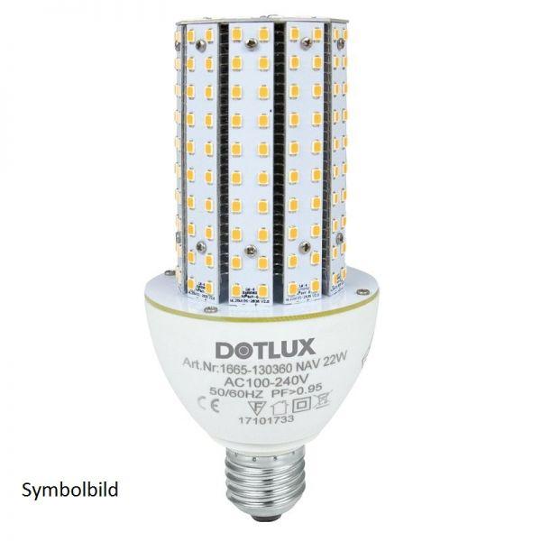 LED-Straßenleuchte RETROFITprotect E27 22W 3000K