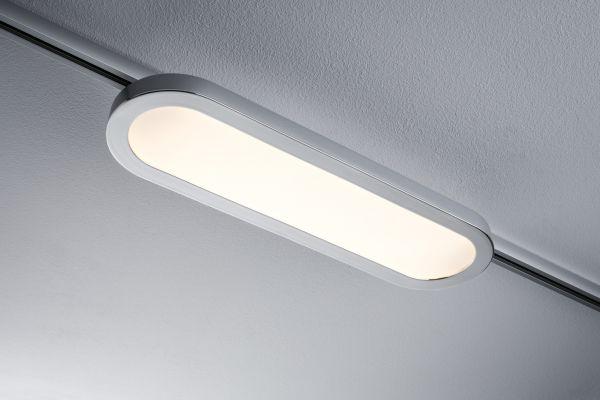Paulmann URail LED Panel Loop 7W Chrom matt
