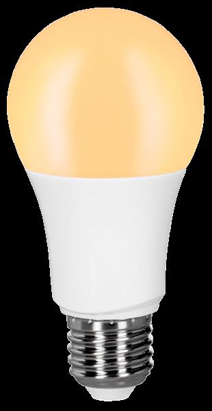 LED Glühlampe tint, E27, 9W, 806 lm, warmweiß, 2700K, on/off, dimmen, Smart Home, Zigbee