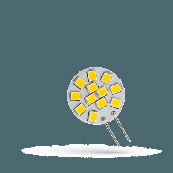 G4 Plättchen 1,2 Watt 120 Lumen Lichtfarbe wählbar