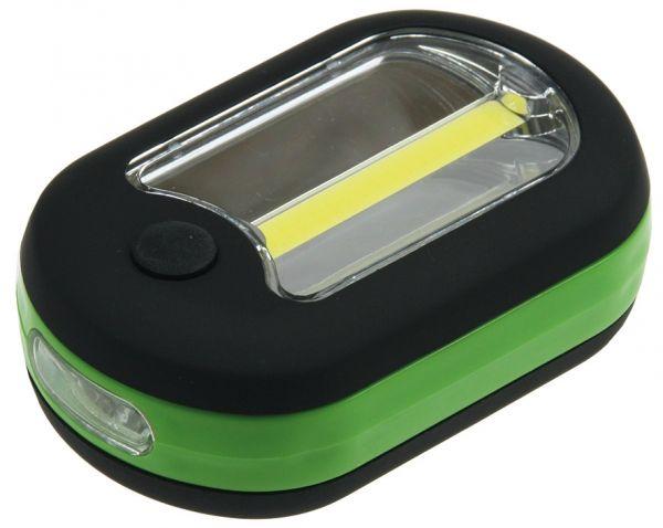 "LED Arbeitsleuchte ""CAL COB-1"" Haken & Magnethalter, COB LED, 200 Lumen"