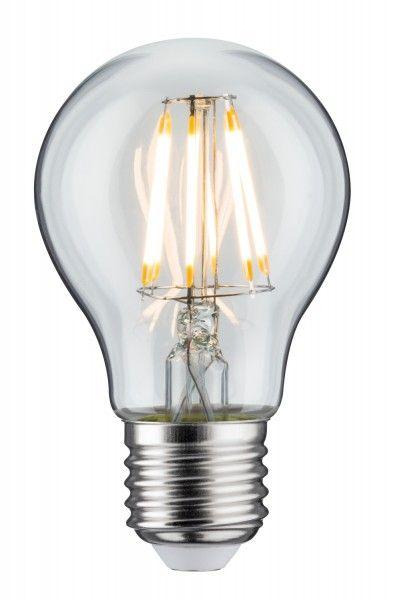 Paulmann LED AGL 7,5 Watt E27 Klar 230V Warmweiß