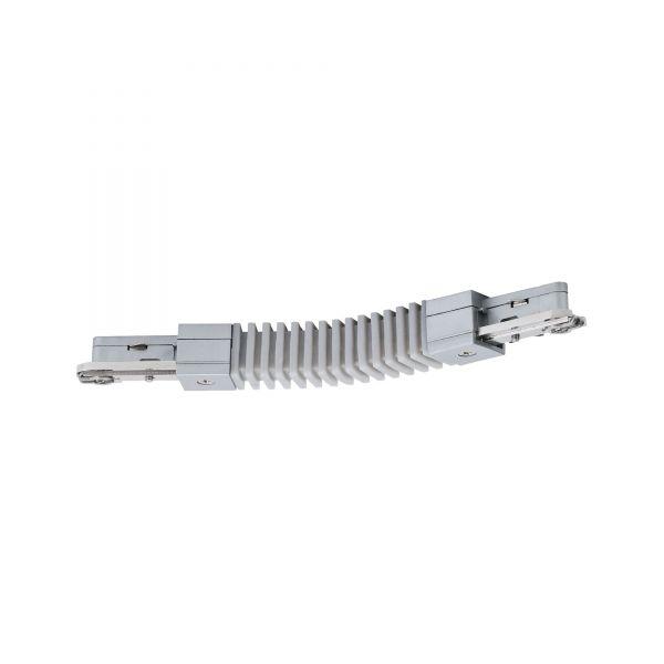 Paulmann URail Flex-Verbinder 230V Chrom matt