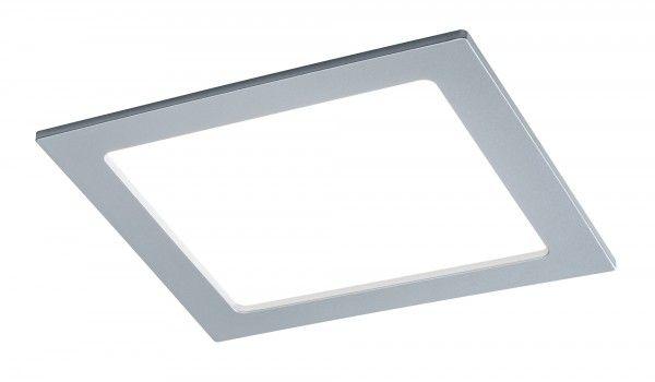 Paulmann LED-Einbaupanel eckig 18W 4000K