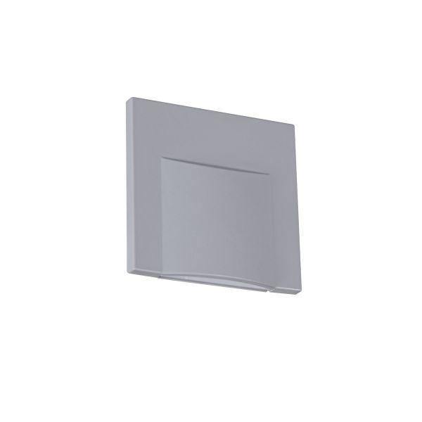 LED-Wandeinbauleuchte ERINUS LED L GR