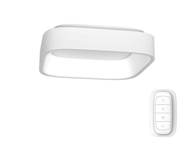 Immax Neo Topaja Deckenleuchte 47W, max. 2162lm Weiß inkl. Remote Control dimmbar, Zigbee 3.0